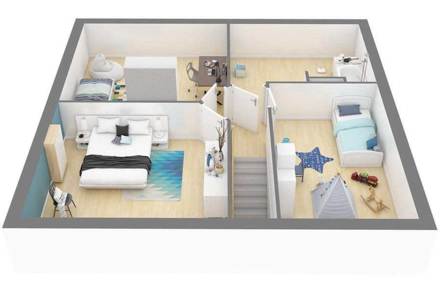 Constructeur maisons 4 chambres